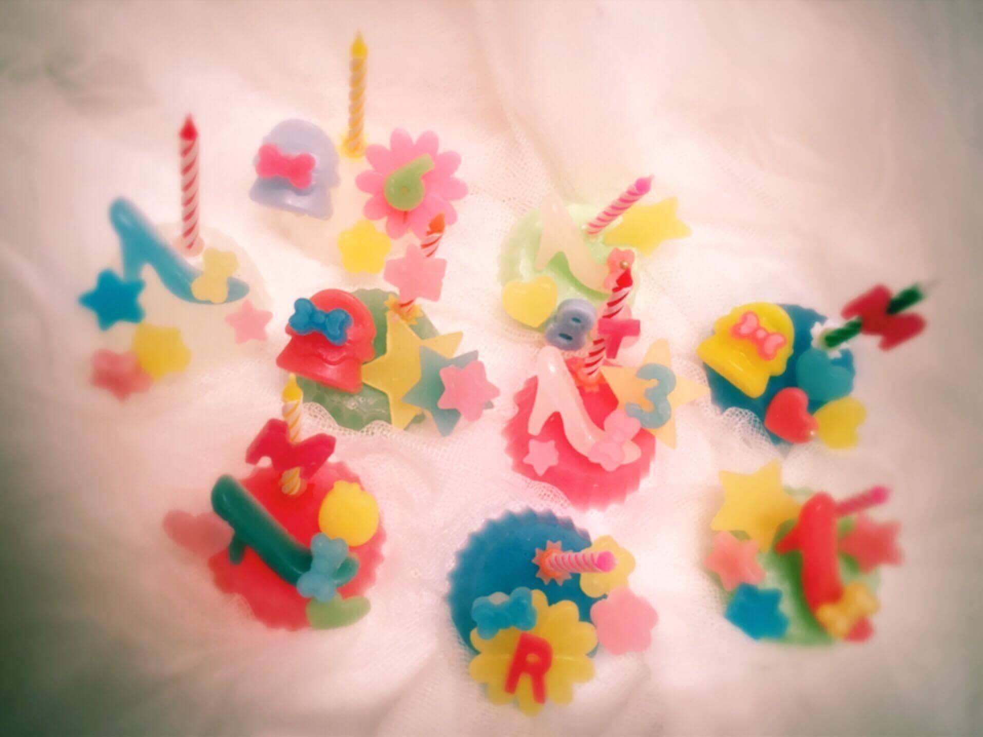 【出店者紹介】Color Garden TOKYO:キャンドルのパーツを組合わせてミニキャンドルづくりをします。材料費:500円